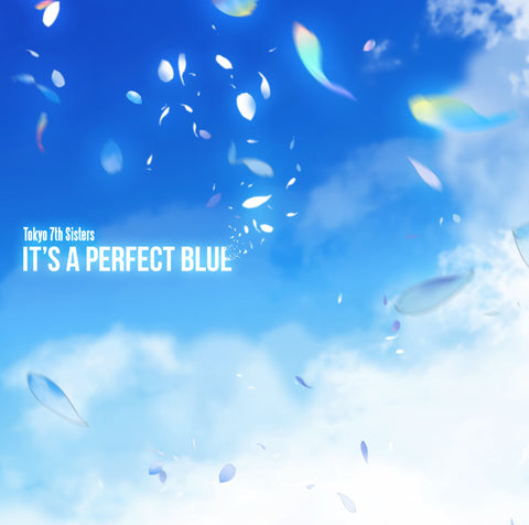 【通常盤】IT'S A PERFECT BLUE