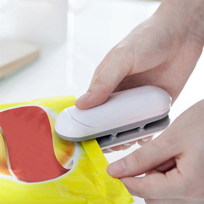 Snacks Bag Sealing Tool
