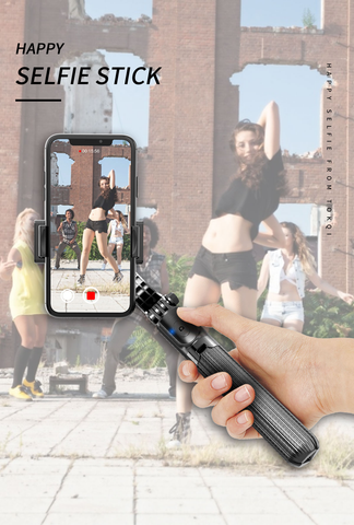 3D Smart Vlogging Bluetooth Stabilizer