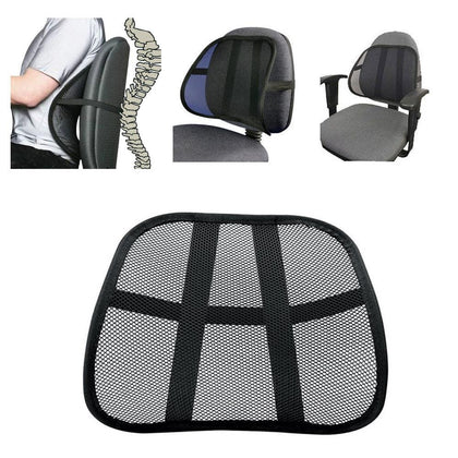 Mesh Ventilation Back Rest with Support