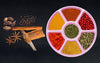 Mini Spice Box/Masala Dabba with 7 Compartments