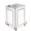 High Grade Stainless Steel Oil Container Multi Purpose Trolley