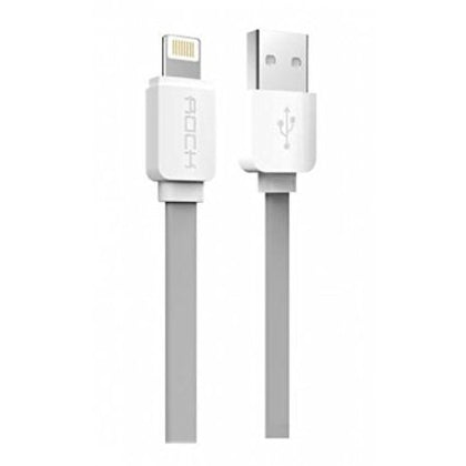Rock lightning charging cable compatible for Iphones