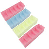 5-Compartments Socks/Handkerchief/Underwear Storage Box Socks Drawer Closet Organizer Storage Boxes (pack of 4)