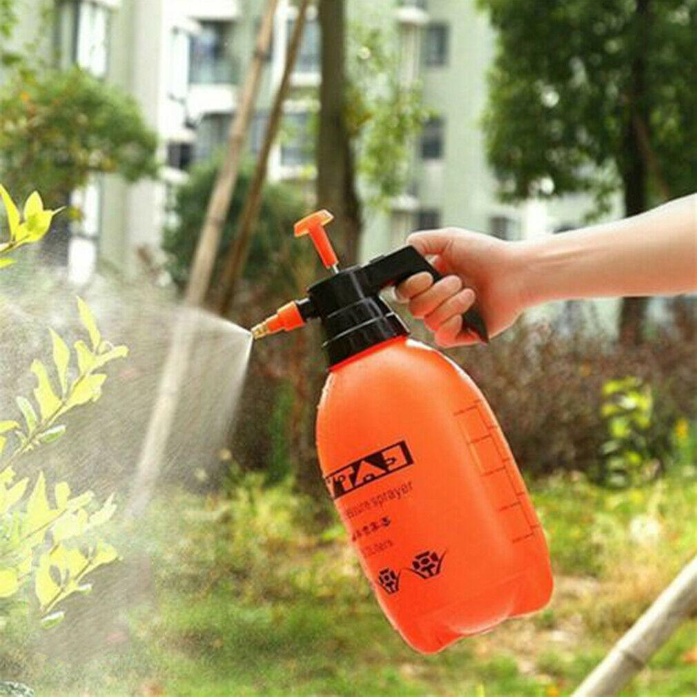 Water Sprayer Hand-held Pump Pressure Garden Sprayer - 2 L