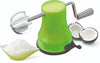 Coconut Scrapper Pealer Grater with Vaccum Base