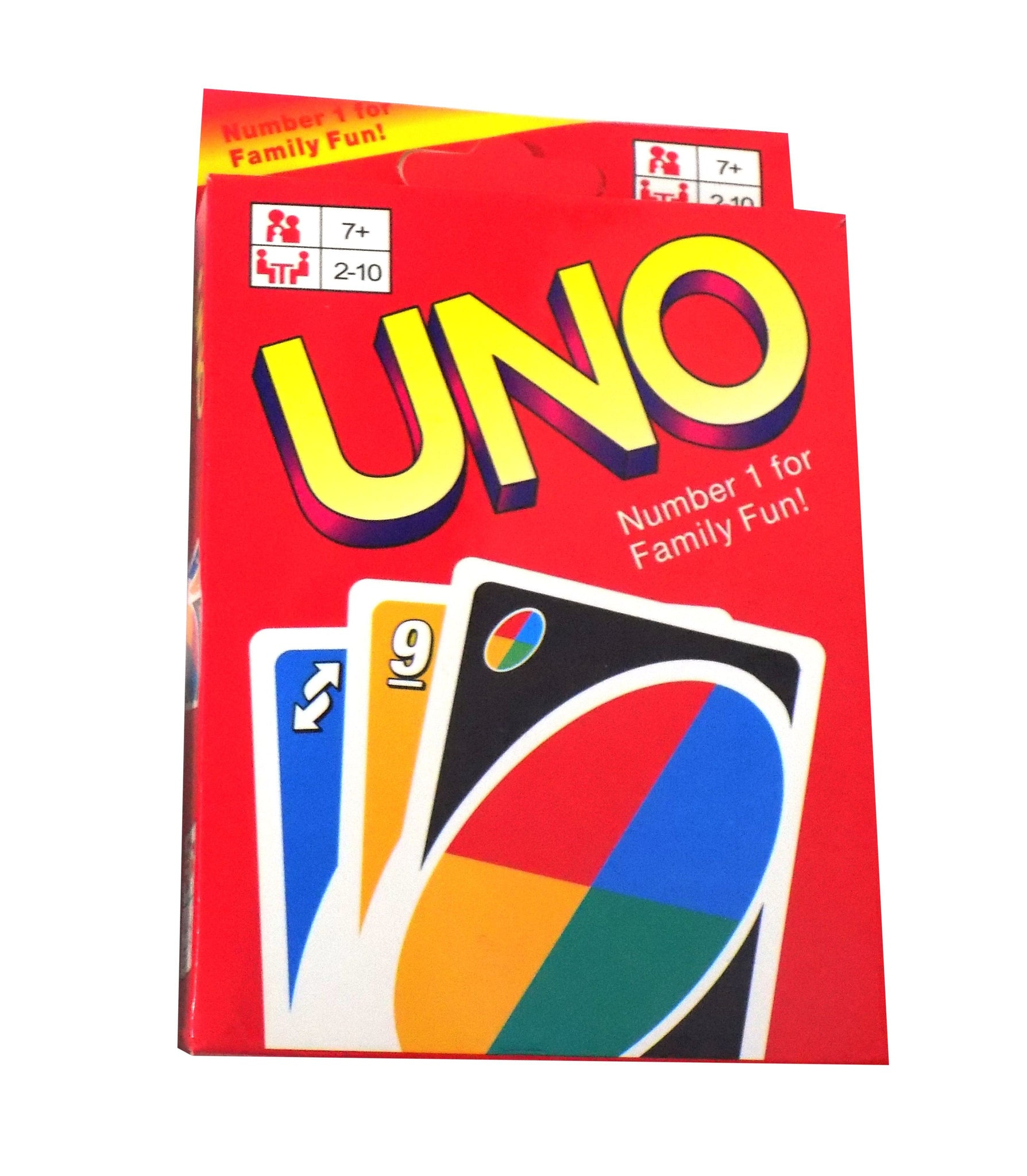 UNO Pixar  Anniversary Card Game with 112 Cards