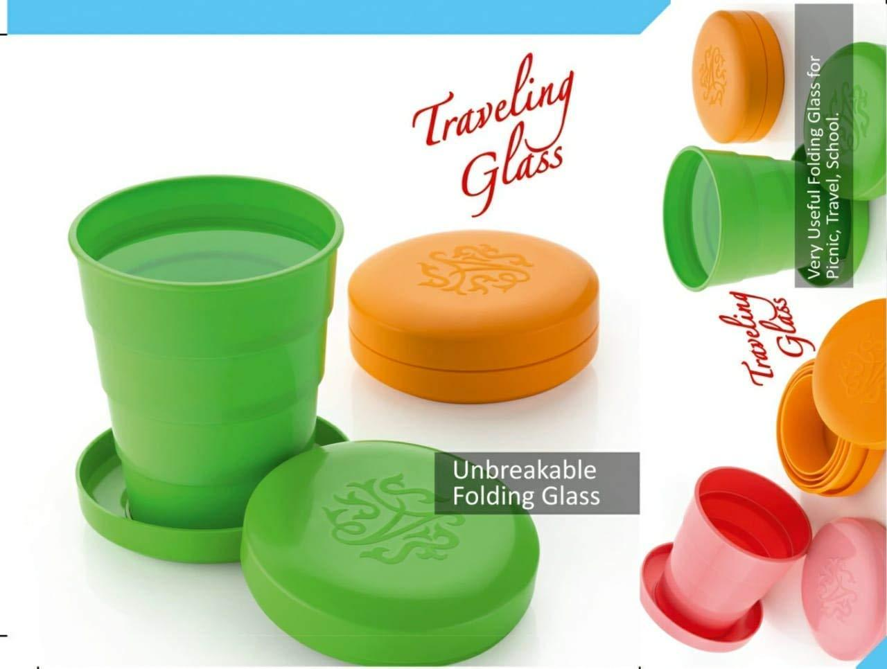 Portable Travelling Cup/Tumbler With Lid