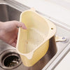 Triangular Multi Functional Drainer Shelf Sink Storage Holder