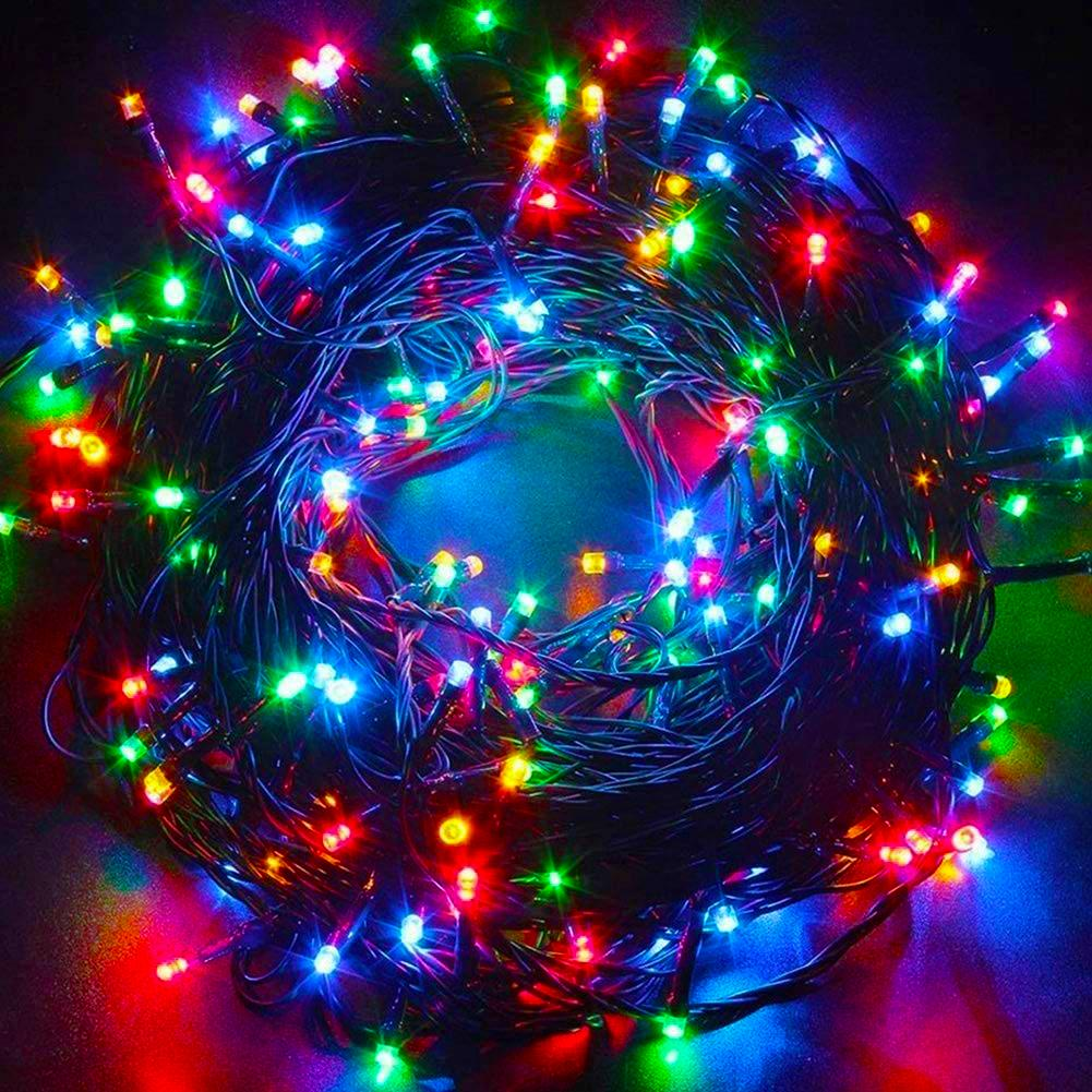 Outdoor String Light with LED Bulbs for Outdoor Lights (45 Meters)