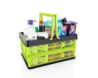 Folding Shopping Portable Storage Basket