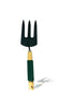 Gardening Tool Wood Handle Cultivator Trowel Forks Tool Set (3 pack)