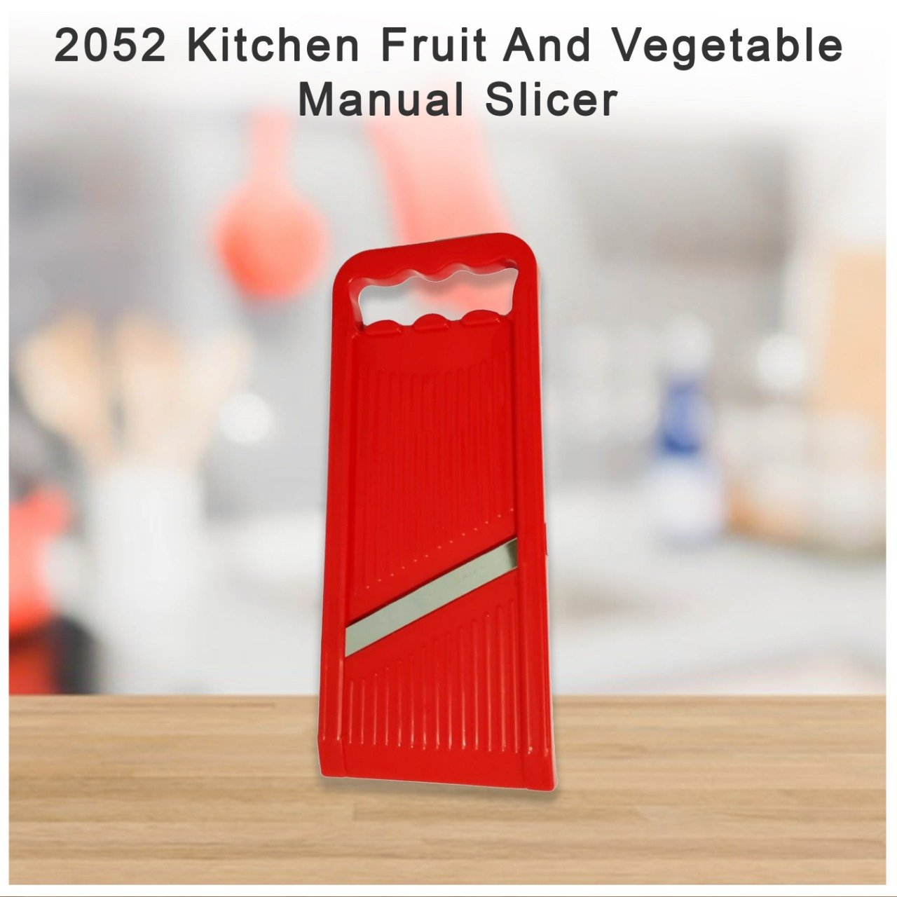 Kitchen Fruit And Vegetable Manual Slicer