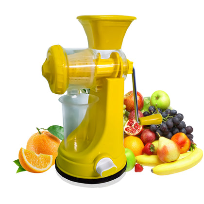 Royal Juicer Manual Juicer for Fruits  (Multi Color)