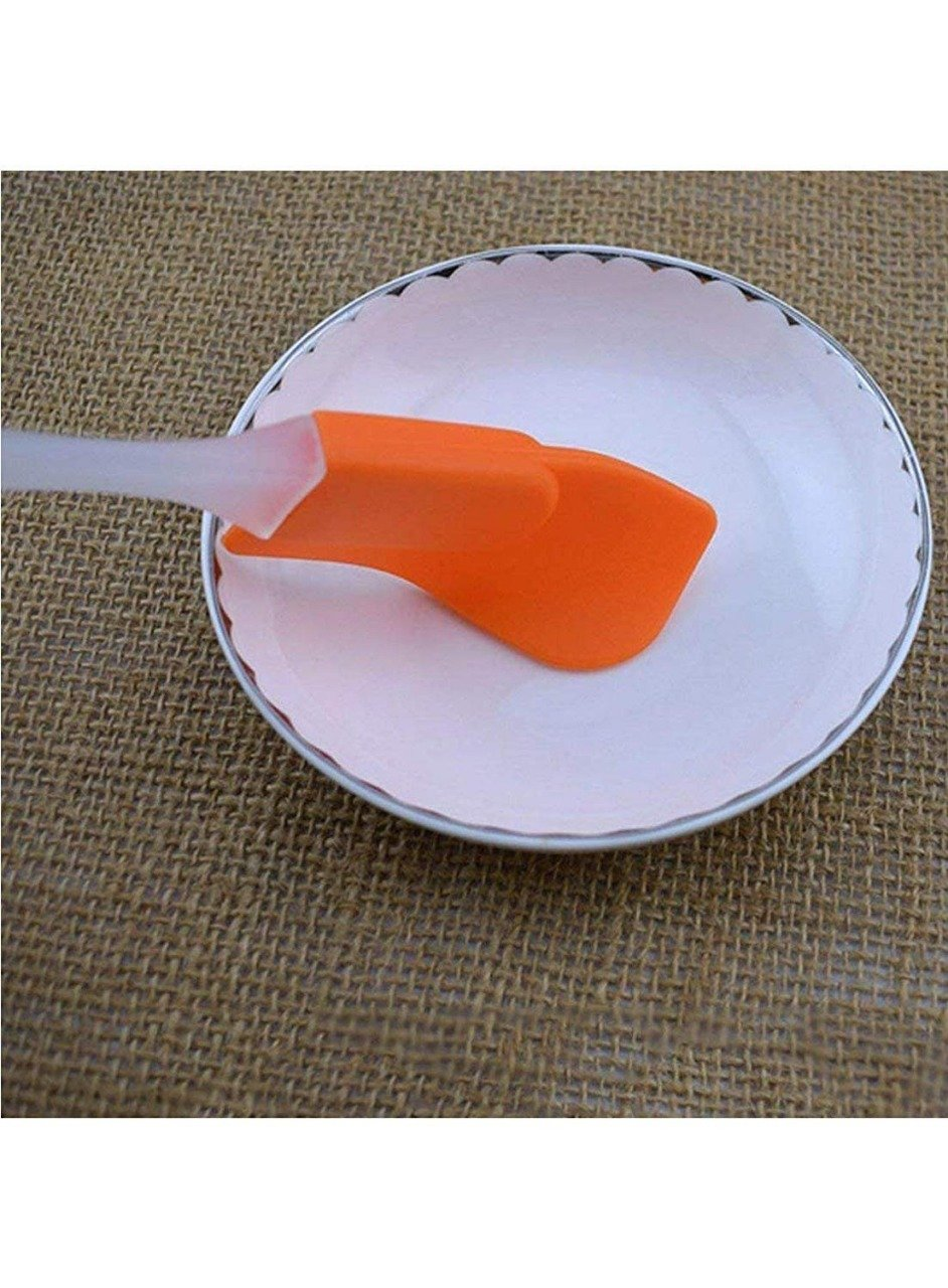2170 Spatula and Pastry Brush for Cake Decoration - DeoDap