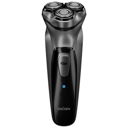Enchen Blackstone 3D Electric Shaver Smart Type-C Rechargeable Run Time: 90 Minutes