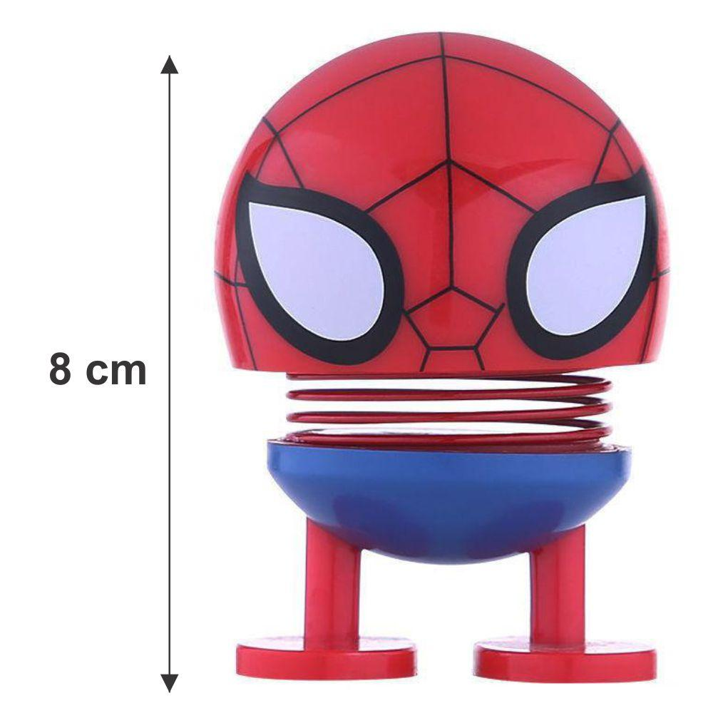 Superhero figure Spring doll