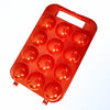 Plastic Egg Carry Tray Holder Carrier Storage Box