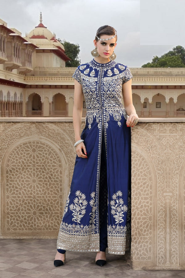 ROYAL RAJASTHAN BLUE JACKET