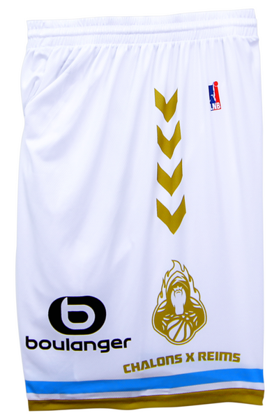 Short Domicile replica JUNIOR 2020-2021 du champagne-basket.