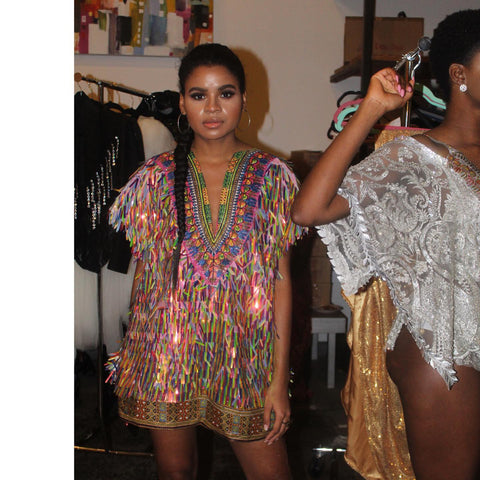 Party Designer Dashiki