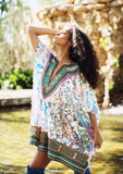 Sparkly Iridescent Dashiki