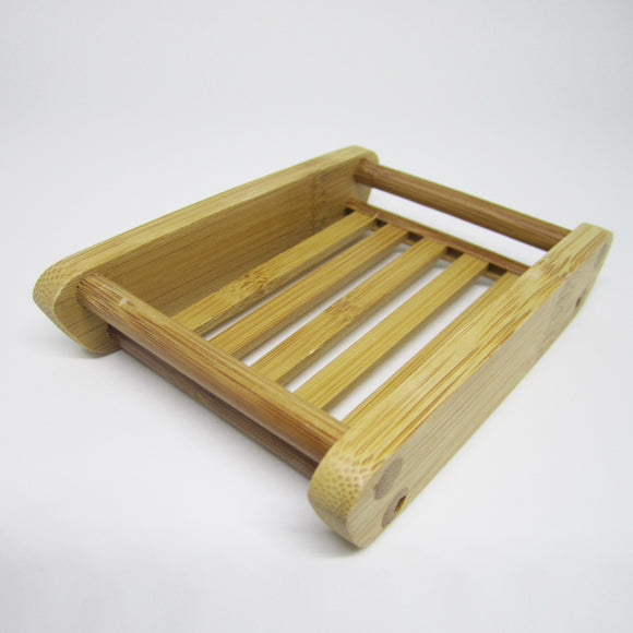 Natural Bamboo Soap Container - Cradle Line