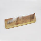 Pocket-Sized Travel Comb (Neem Tree or Indian Lilac - Azadirachta indica)