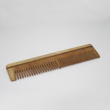 Thick-Thin Comb (Neem Tree or Indian Lilac - Azadirachta indica)