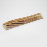 Unique Comb 7.5 inches (Neem tree or Indian Lilac - Azadirachta indica)