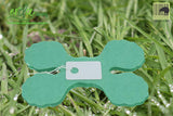 Clover Hope Paper Buntings - GREEN