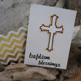 Handmade Celebrations Card - Baptism Blessings