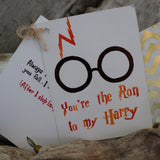 Handmade Expressions card - U R Ron 2 My Harry greeting card 3