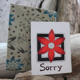 Handmade Expressions card - Sorry greeting card 16