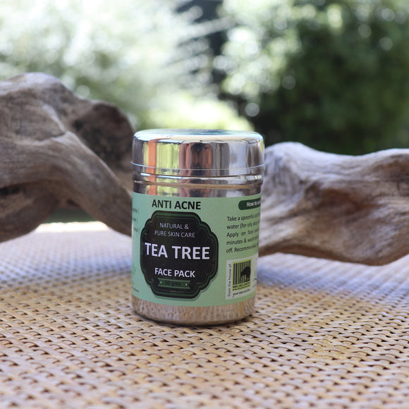 Tea Tree Anti Acne Face Mask (50 gms)