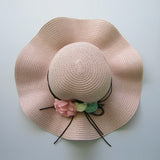 Sensational Straw Hats - Pink