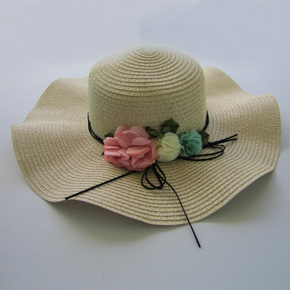 Sensational Straw Hats - Beige