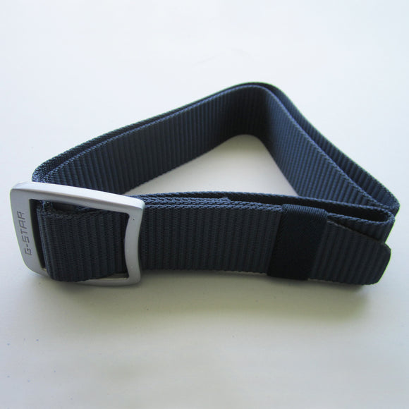 Raw Denim G-STAR Dark Blue belt