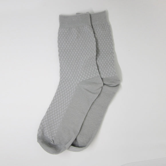 Bamboo Socks - Light Grey