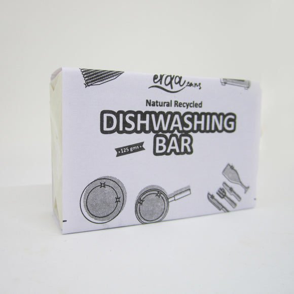 Recycled Dishwashing Soap Bar