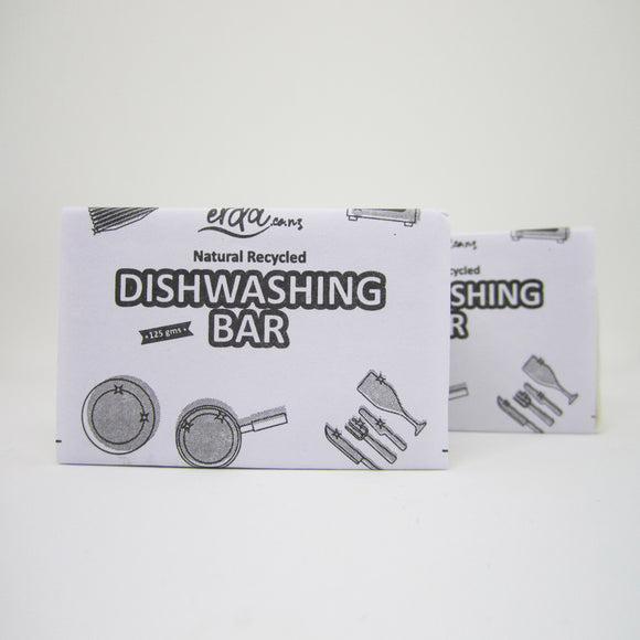 Combo pack 2 - Recycled Dishwashing Soap Bars