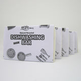 Combo pack 5 - Recycled Dishwashing Soap Bars