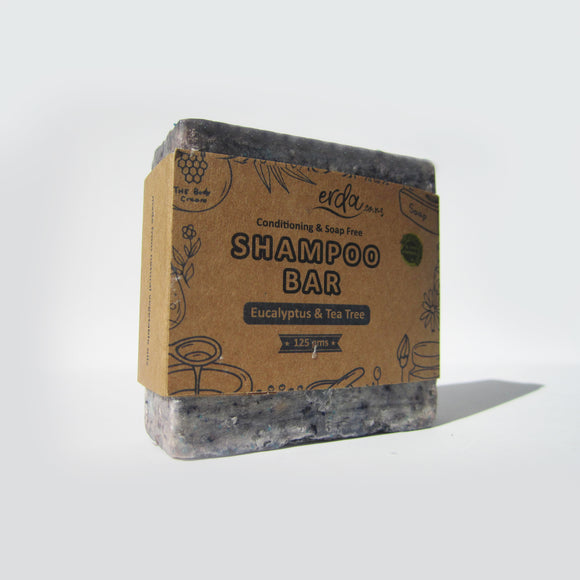 RIMURIMU Eucalyptus & Tea Tree Shampoo Bar