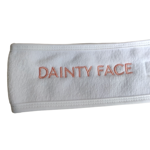 COSMETIC BEAUTY WRAP HEADBAND PERFECT FOR KEEPING YOUR HAIR BACK WHILE DOING YOUR SKINCARE OR MAKEUP ROUTINE