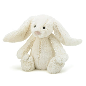 Bashful Cream Bunny Medium - BAS3BC - Bashful Cream Bunny Medium.