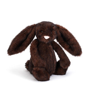 Kanin fra Jellycat - BAS3BWA Medium Bashful Walnut Bunny.