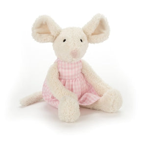 Mouse fra Jellycat - DAI4M - Daisy Mouse.