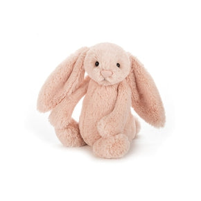Kanin fra Jellycat - BASS6BBL - Bashful Blush Bunny Small.