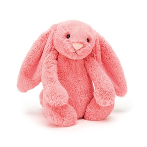 Kanin fra Jellycat - BAS3CO - Bashful Coral Bunny Medium.