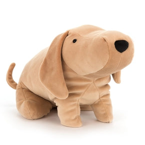 Hund fra Jellycat - MM2DL - Mellow Mallow Dog Large.